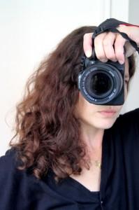 Steffi self-portrait
